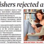 Inside Story on Accepting Manuscript for Publishing.