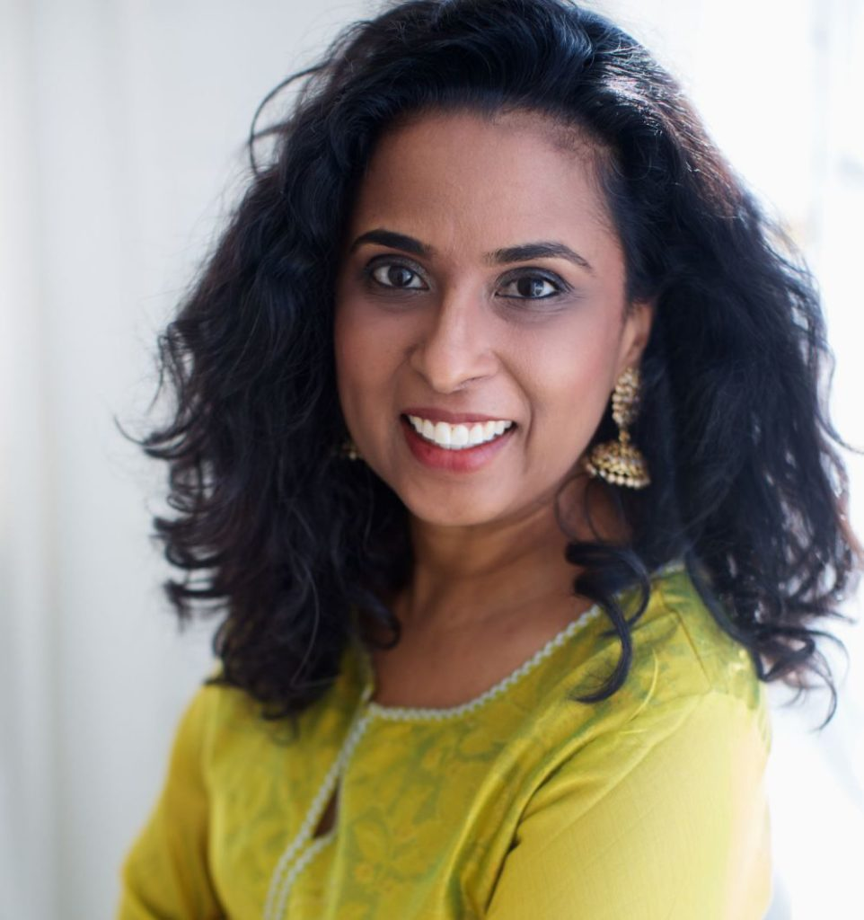 An Interview with Children's Author Sayantani Dasgupta