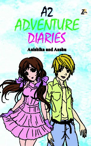 Adventure Diaries FCover